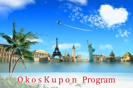 100% OkosKupon Kártya Program