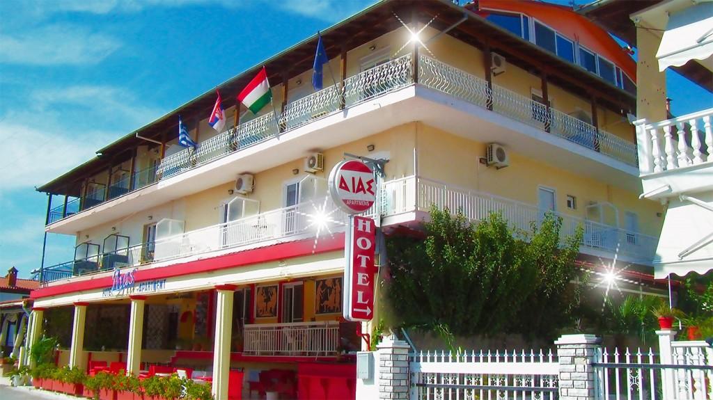 Hotel_VangelisDias_Apartment_Makrygialos