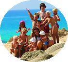 4-5-6 személy apartman VangelisDias Hotelapartman Makrygialos Görögország Andromeda Travel utazaás nyaralás